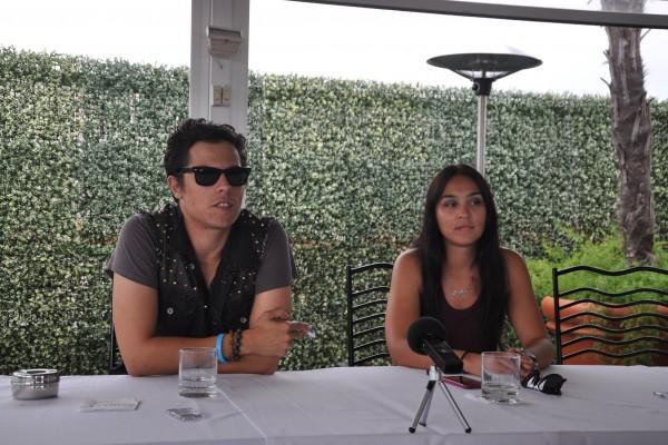 Interview Miss America, crazy Week festival à Nice