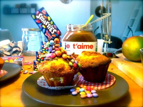 Gravity cupcakes
