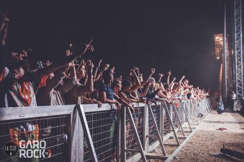 Garorock festival