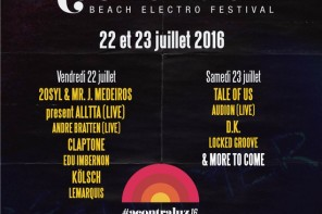 Festival Acontraluz #3, une line-up prometteuse